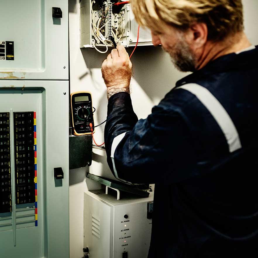 curs electrician